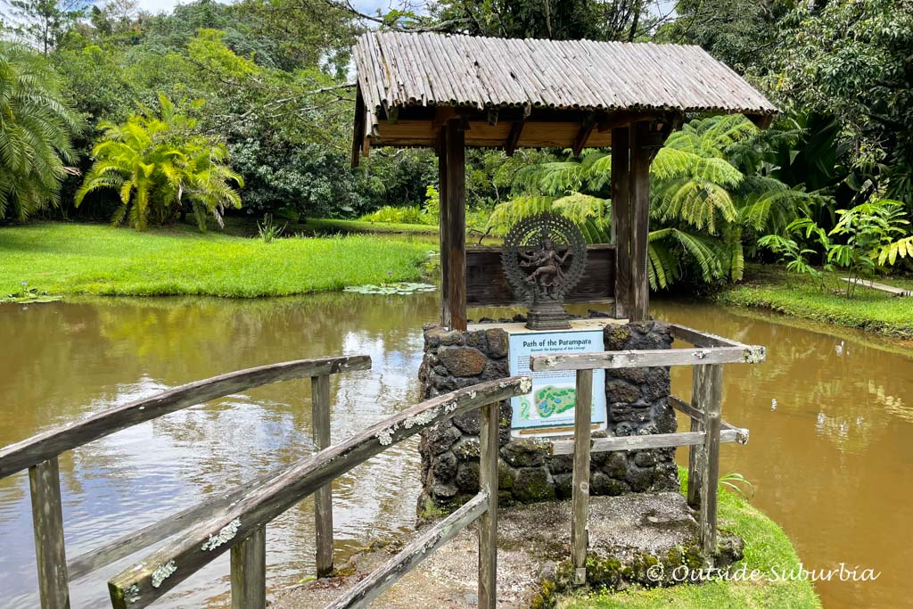 Kauai Shiva Temple & Monastery   OutsideSuburbia