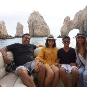 Visiting the Arch ElArco in Cabo