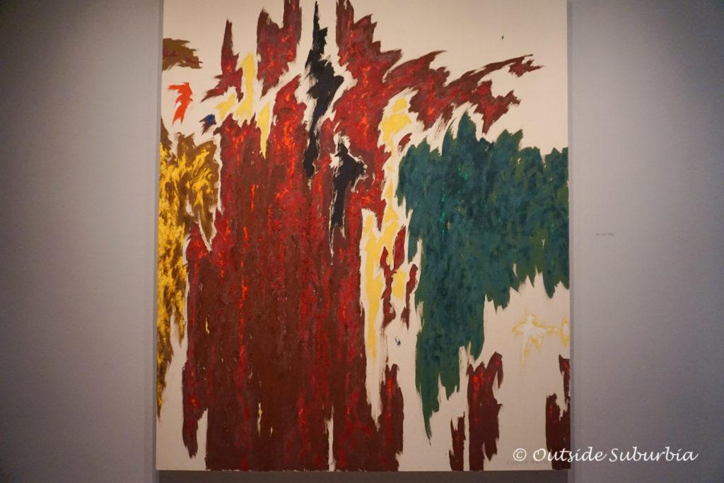 Clyfford Still Art