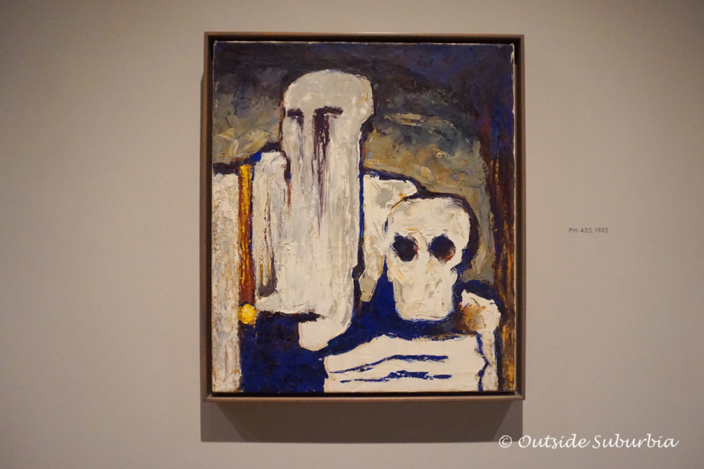 Abstract Expressionist: Clyfford Still Art works from the Depression Era