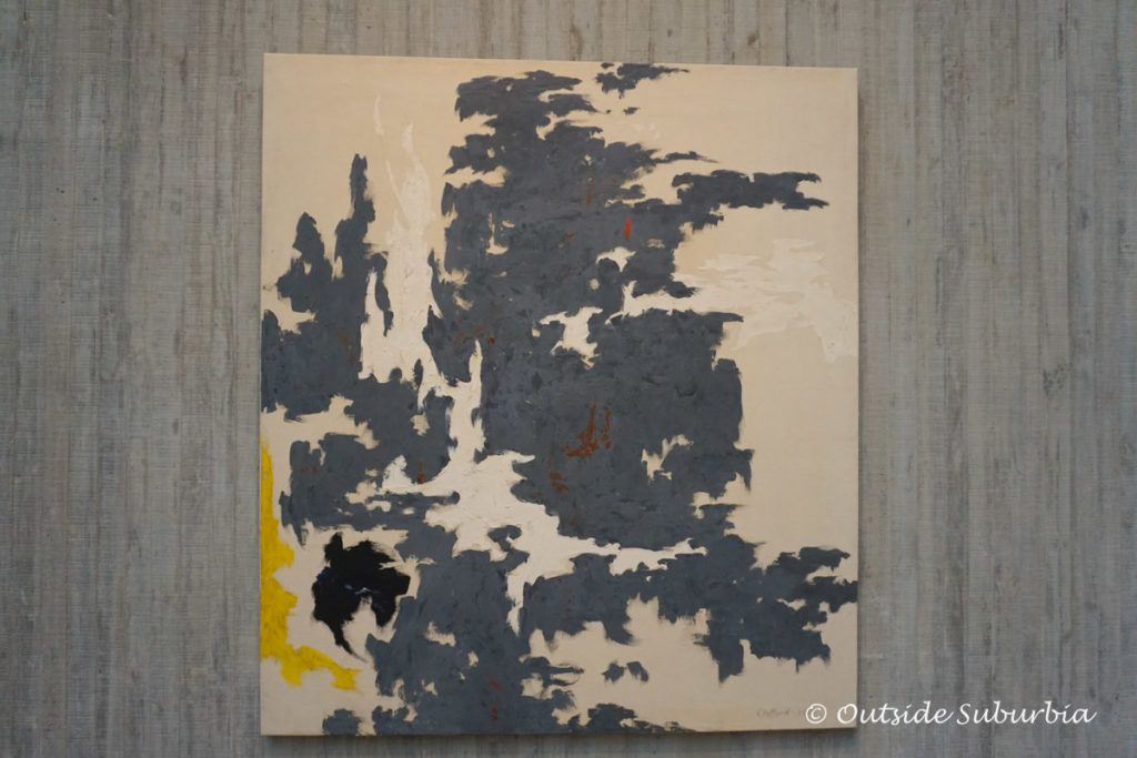 Abstract Expressionist: Clyfford Still Artworks