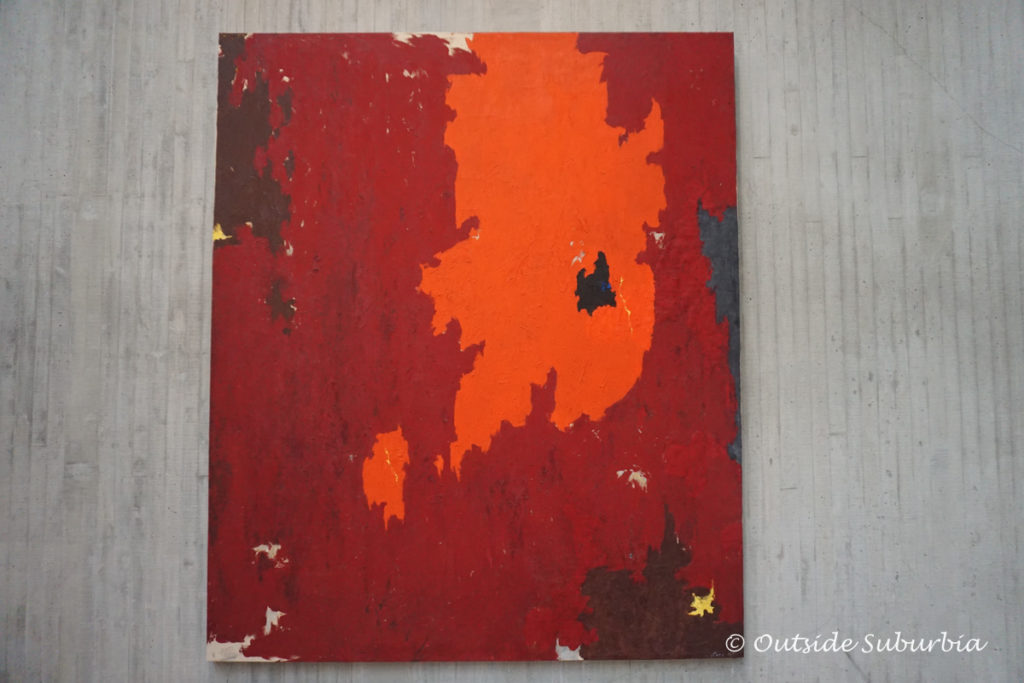 Abstract Expressionist: Clyfford Still Art works