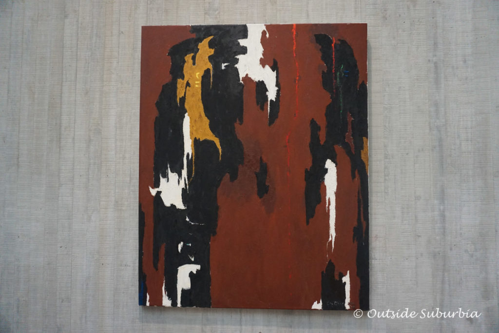 Abstract Expressionist: Important Clyfford Still Art works