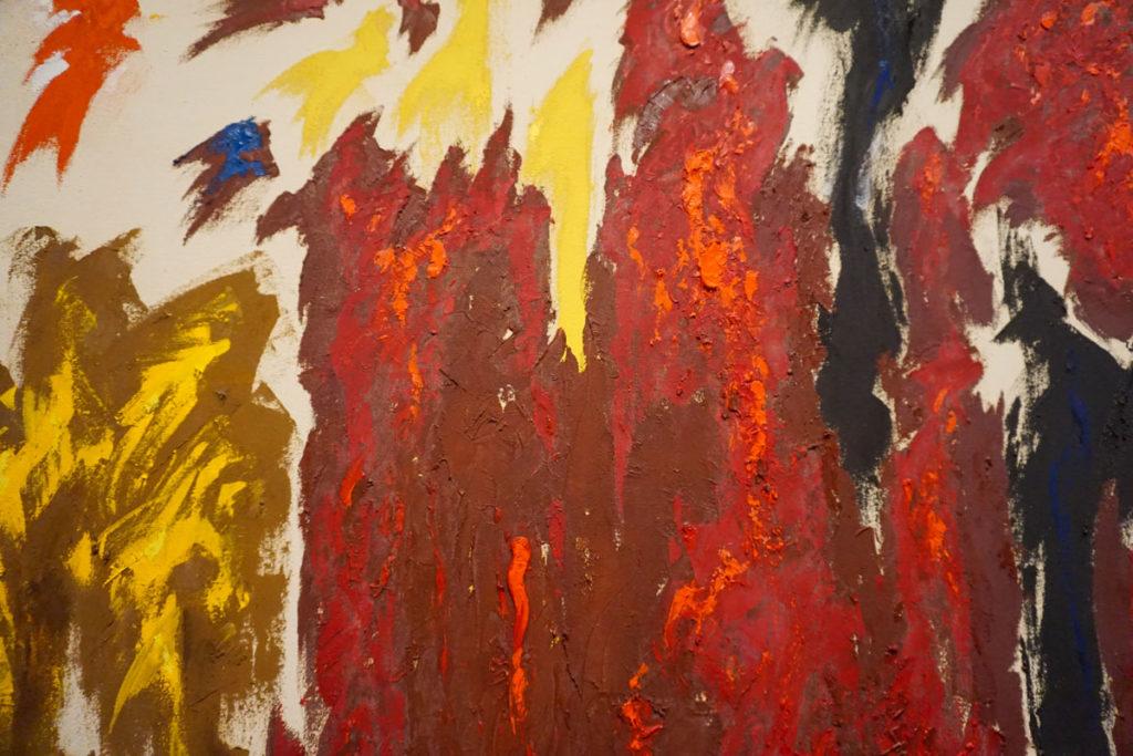 Clyfford Still important Art works Museum Denver Colorado | OutsideSuburbia