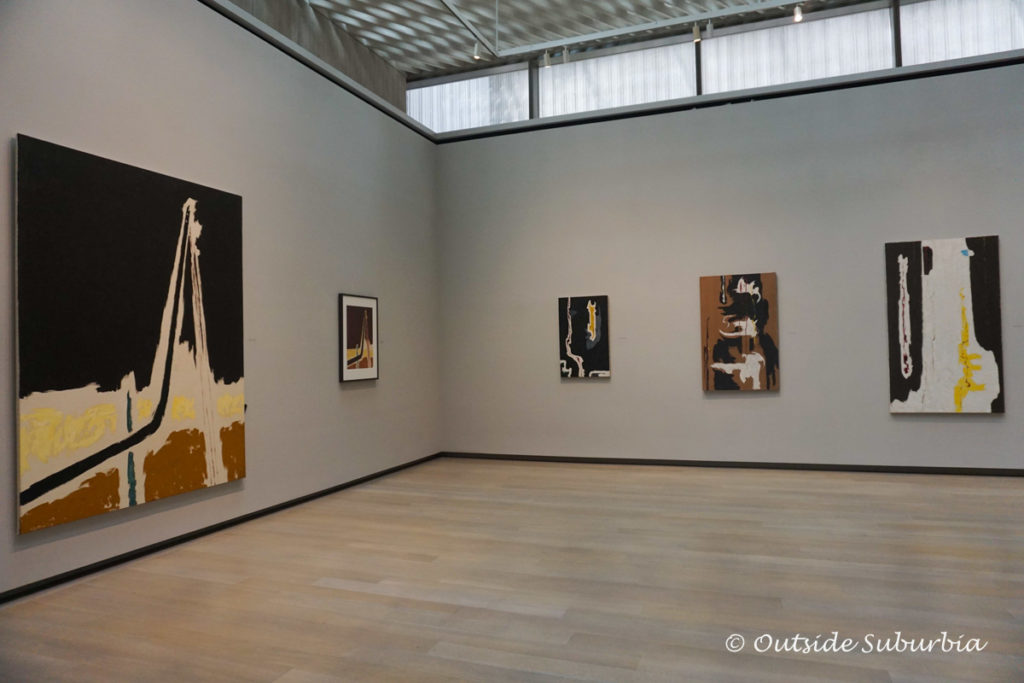 Clyfford Still Museum Denver Colorado | OutsideSuburbia