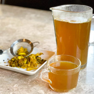 Herbal Tea for allergy relief