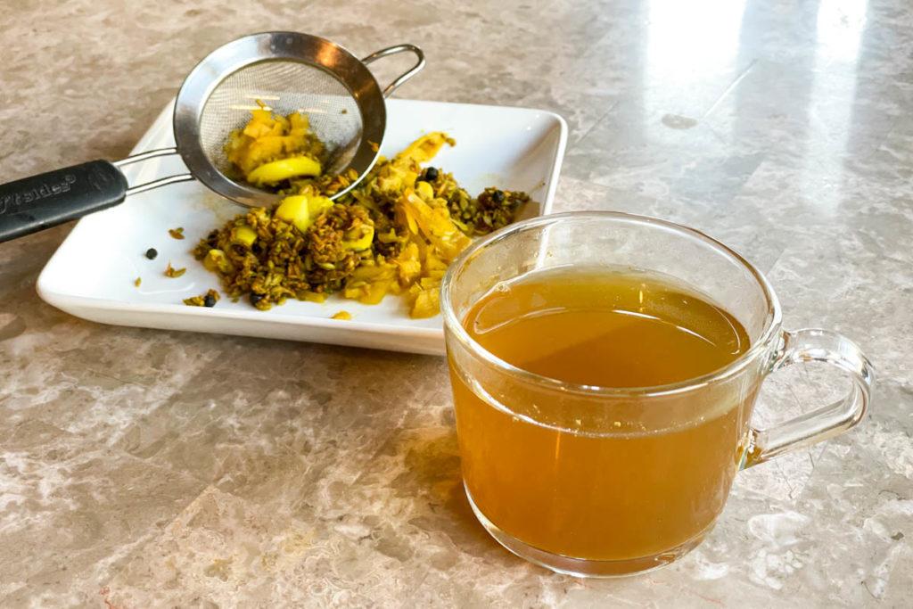 10 Ingredient Herbal Tea for Allergy Relief   OutsideSuburbia